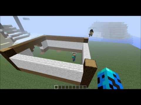Cube co s1 episode 1 maison chinoise minecraft youtube - Maison chinoise minecraft ...