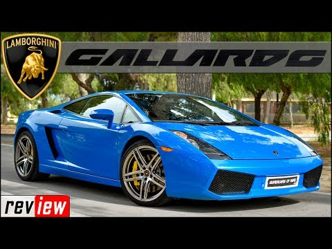 Lamborghini Gallardo |  Review en Español / Prueba /| Supercars of Mike