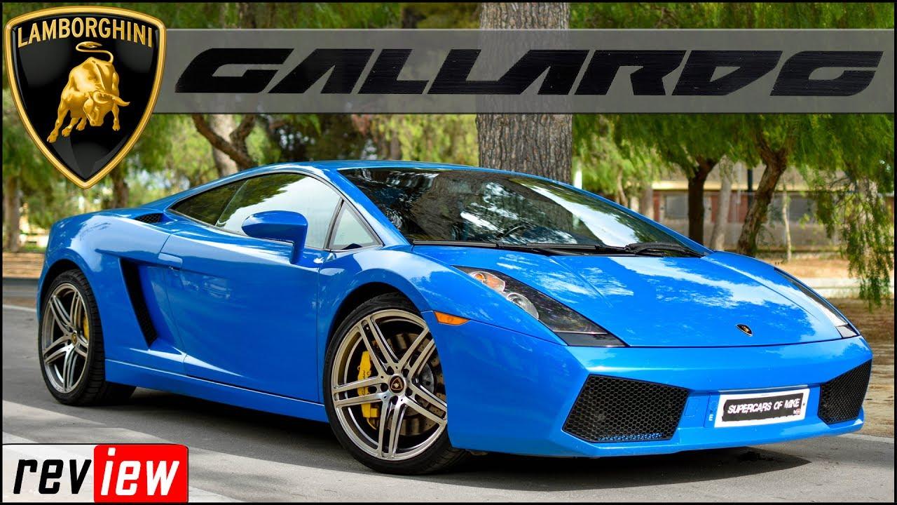 Probamos El Lamborghini Gallardo Supercars Of Mike Youtube