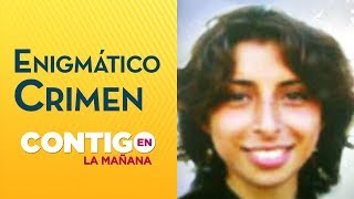 Carlos Pinto presentó el enigmático crimen de Cynthia Cortés - Contigo en la Mañana