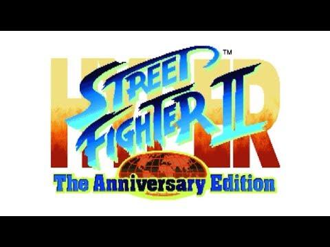 初代ザンギの厳至杉流挑戰→ノーコンティニュークリア - HYPER STREET FIGHTER II / ハイパーストリートファイターII