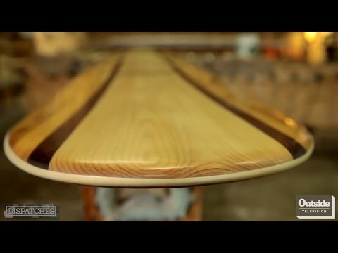 Dispatches: Grain Handmade Wooden Surfboards