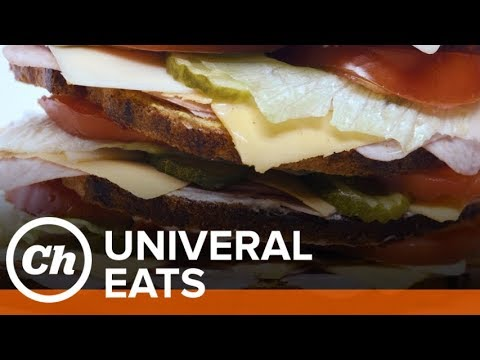 Is the Sandwich the Best Invention? | Universal Eats