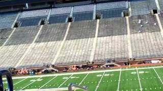 Michigan Stadium tour
