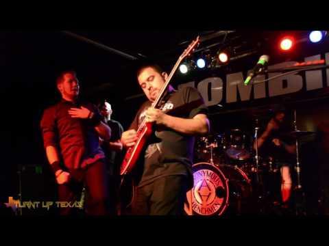 Anonymous Henchmen - Live at Zombies Bar (San Antonio, Texas) 07/04/2016