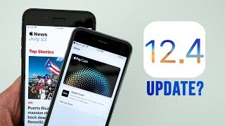iOS 12.4 Released - What's New?