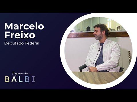 Entrevista com o deputado federal, Marcelo Freixo