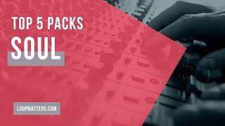 Top 5 | Best Soul Soul Inspired Sample Packs | Soul Loops Samples Sounds