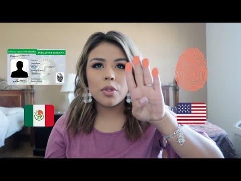 Fingerprints For U.S. Visa Interview