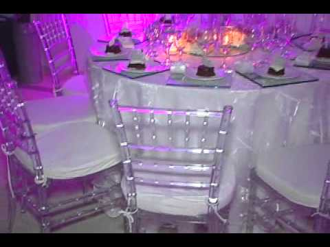 Decoracion casa cristal matrimonio youtube for Dcasa decoracion