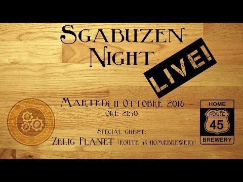 In diretta con Zelig Planet! | Sgabuzen Night LIVE! Ep.3