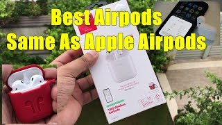 JoyRoom Airpods JR-T03S Best Alternate To Apple Airpods Review By M-Tech URDU/HINDI