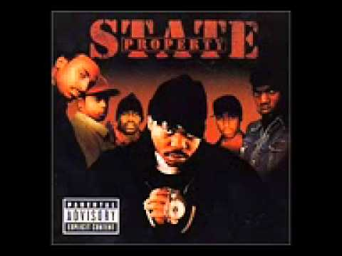 State Property - Roc The Mic Instrumental