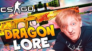��� ����� ������ ������� ����� DRAGON LORE � CS:GO �� 18 000 ������ +
