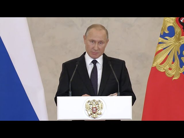 Putin dice que la explosión en San Petersburgo fue un atentado