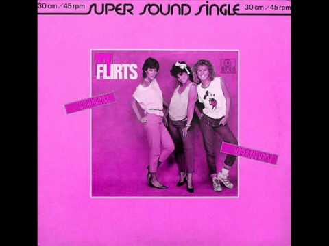 The Flirts  Danger Disco Version