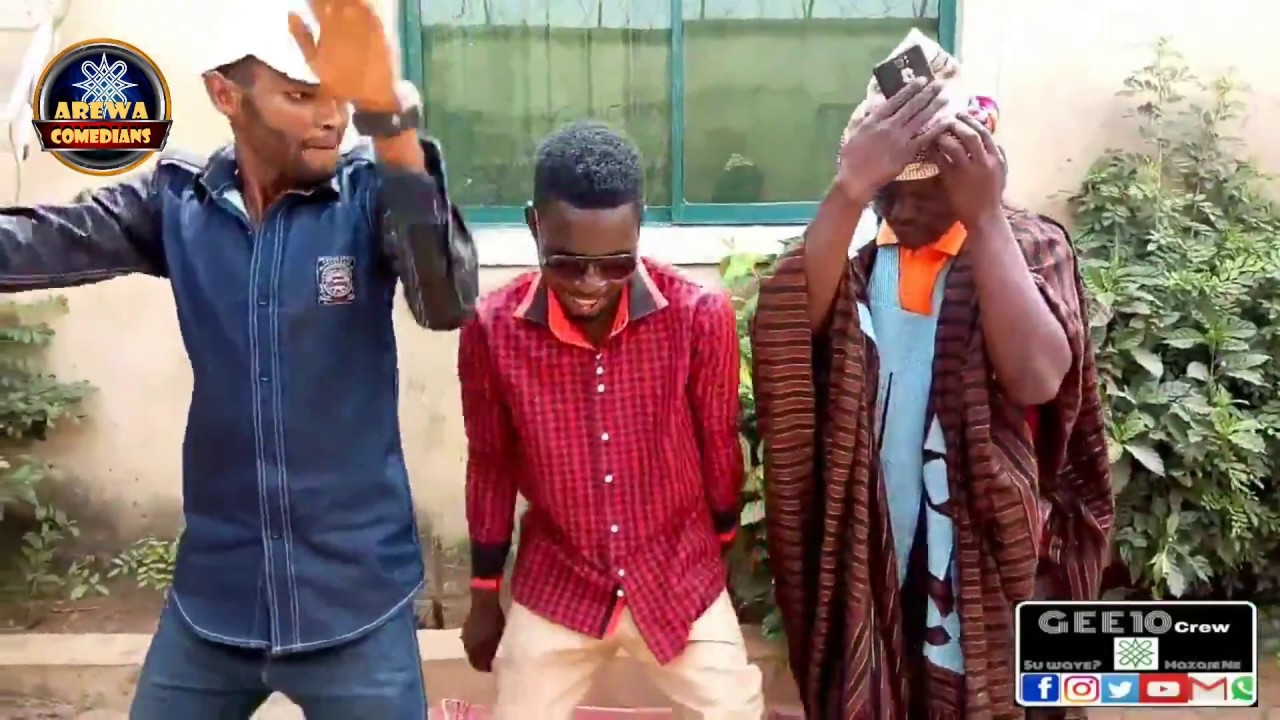 Download MUsha Dariya Uba Mara Kunya by mazajene - Arewa Comedians