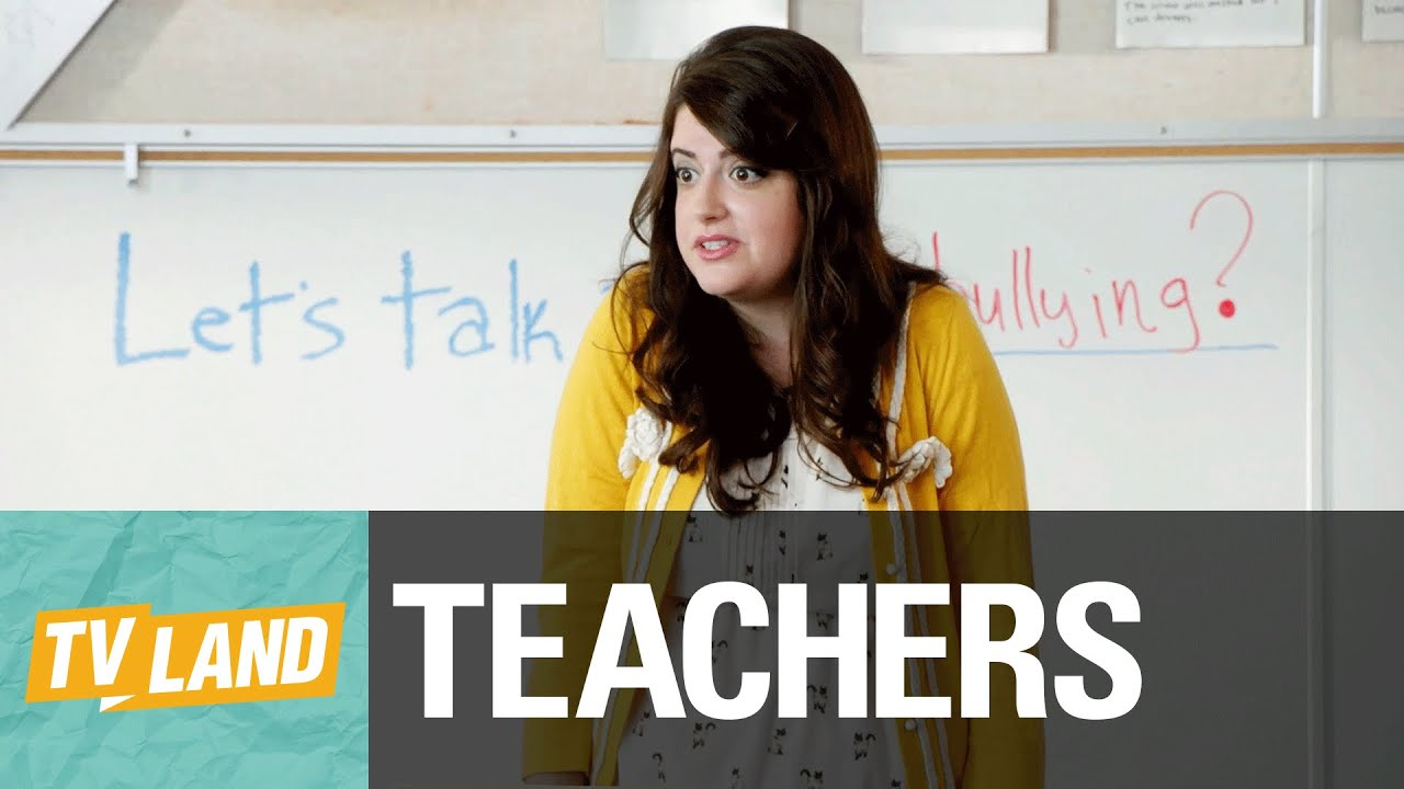 Teachable moments verbal bullying teachers on tv land for Tv land tv shows
