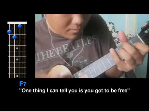 """""""Come Together"""" The Beatles (Ukulele Play-Along!)"""