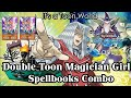 Double Toon Dark Magician Girl Spellbooks Broken Tier 0? |[Yu-Gi-Oh! Duel Links]