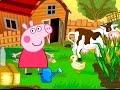 Peppa Pig English Episodes Farm 2015 - Peppa Pig New Full Game Video HD