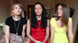Видеоролик от подружек невесты на свадьбу Любы и Димы