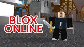 [Pre-Alpha] BLOX ONLINE! | ROBLOX