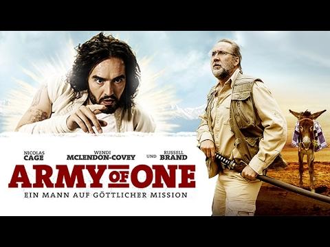 Army of One - Trailer Deutsch HD - Nicolas Cage