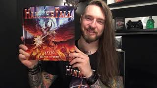 HAMMERFALL – Live! Against The World (Earbook Unboxing)   Napalm Records