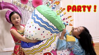 Pretend Play Dress Up for Fun Birthday Party