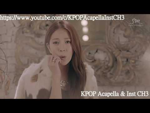 [Acapella] BoA (보아) - Disturbance (그런 너)