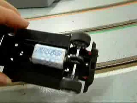 Fly Slot Car Chassis review Riley IX
