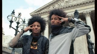 "Larry in London for Beyonce | YAK FILMS x LES TWINS ""One Shot"" Blu-ray PRE-ORDER NOW"