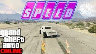 Gta 5 Speed Glitch Fastest Car Online **Working 1.43 DLC**