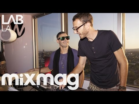 SABO and LONELY BOY desert tech-house sets in The Lab LA