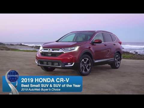 SUV of the Year:  Honda CR-V - AutoWeb Buyer's Choice Award Winner