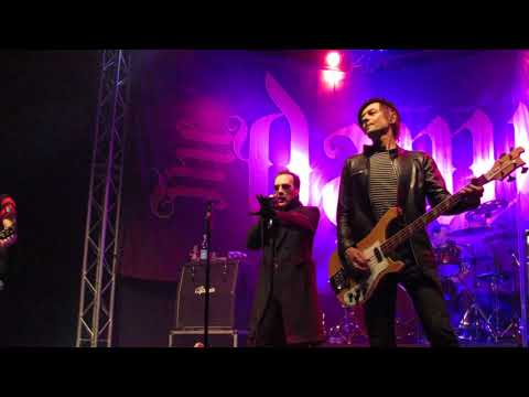 The Damned - 'Standing on the Edge of Tomorrow' -  Bournemouth O2 Academy - 11th February 2018