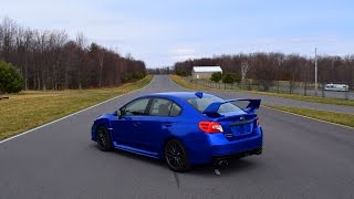 2017 Subaru WRX STI Review And Test Drive – The Feel Of Fast.