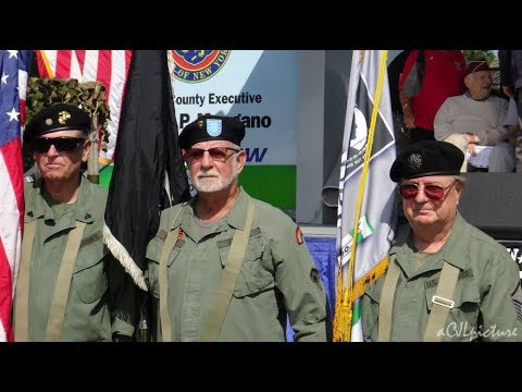 Nassau County POW/MIA Recognition Ceremony and Veterans Picnic 9/7/17
