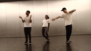 Bomb| Trey Songz| choreography by iknacional