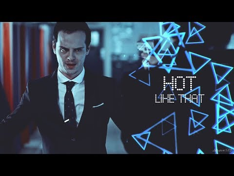 James Moriarty || Hot Like That