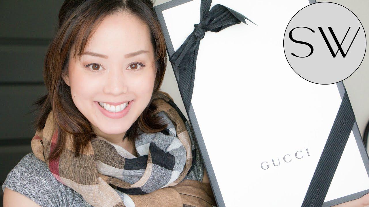 b0a5ff02b Gucci Unboxing 2016   dionysus blooms shoulder bag - YouTube