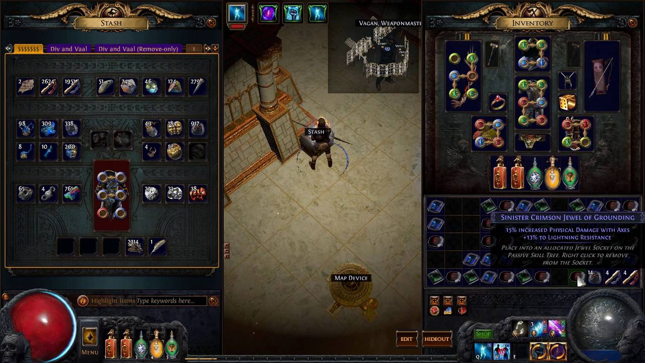Crafting Jewelry Poe