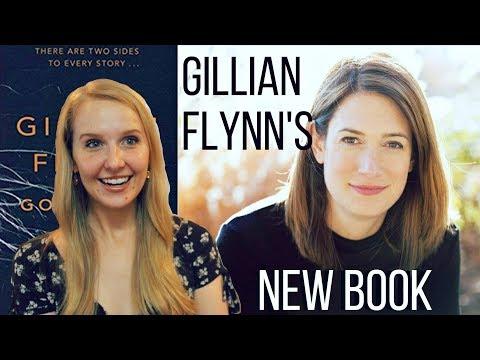 Gillian Flynn's NEW BOOK!