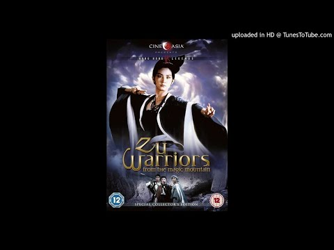 Zu Warriors from the Magic Mountain - Commentary By Bey Logan and Tsui Hark