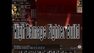 Neverwinter Nights Devastation Fighter Build