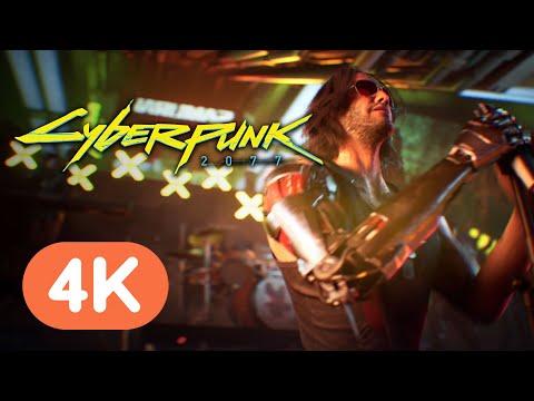 Cyberpunk 2077 - Becoming Samurai: Bringing Johnny Silverhand to Life (4K)