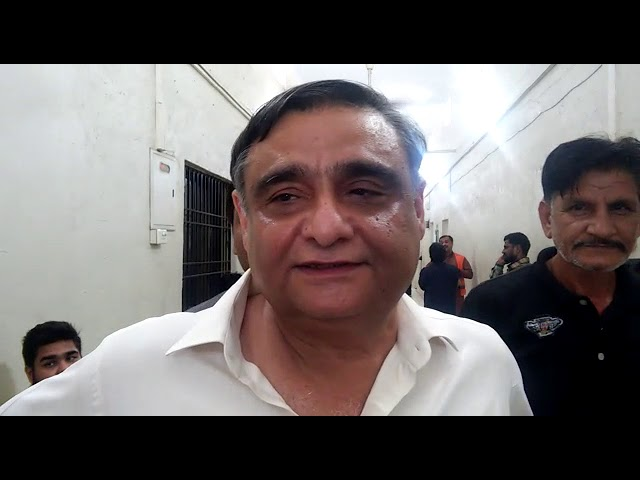 Dr Asim Hussain media talk at NAB (Part 4) 15 Sep 2018