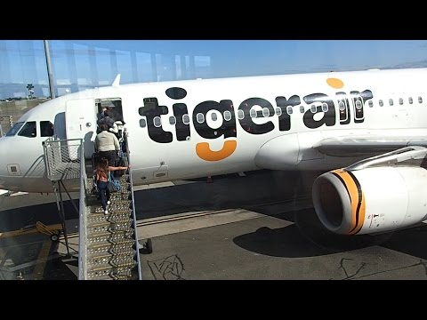 Flight Review Tiger Airways Sydney To Melbourne A320