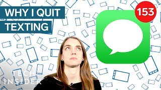 What Happened When I Quit Texting For A Week